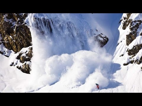 Tackling Freeride Snowboarding's Greatest Contest  Road to Xtreme Verbier  Part 1