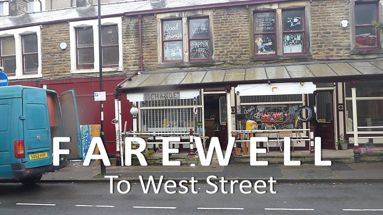 Farewell to West Street