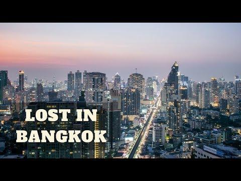 THE BEST sky bar in BANGKOK