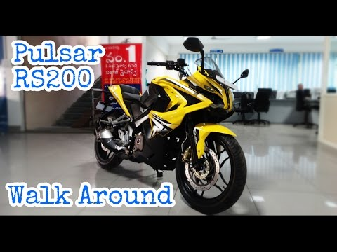 Bajaj Pulsar RS200 Launched @ Rs 1 18 Lakhs - Page 14