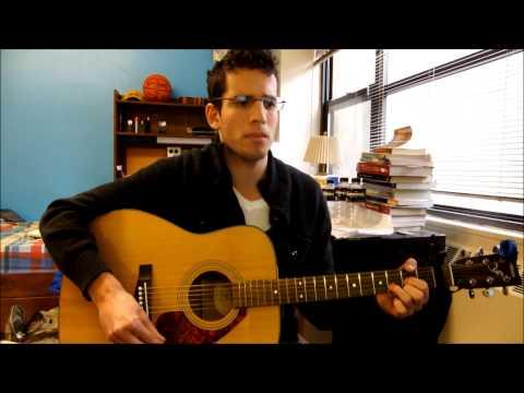 Impossible - Beat Guitar Lesson - Shontelle (James Arthur)