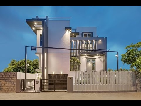 CONTEMPORARY HOUSE DESIGN OPTIMIZED BY NATURAL LIGHTING AND VENTILATION - DAYLIGHT HOUSE