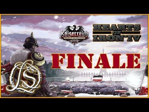 Hearts of Iron 4: KAISERREICH - German Empire FINALE!