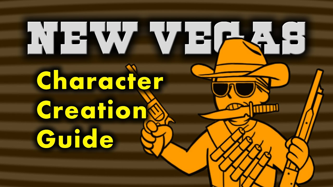 New Vegas' character creator now works in this Fallout 4 mod project