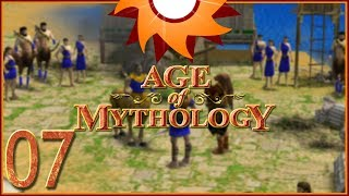 Age of Mythology - Mission 7 - More Bandits ...Save The Donkey!...