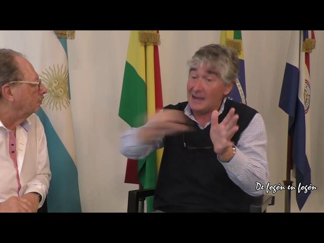 Jorge Metz  Sec Gral  CUENCA DEL PLATA Cap 3  Canales, juridicción, soberanía e integración 1080p 25