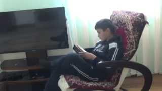 Социальный ролик про чтение. МКОУ