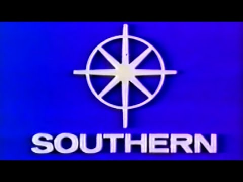 SOUTHERN TELEVISION - Construction of Southern TV Centre (1970)