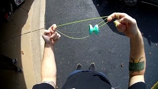 How to adjust your string tension the best way.  Yo-Yo Tutorial
