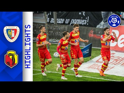 Piast Gliwice Jagiellonia Goals And Highlights