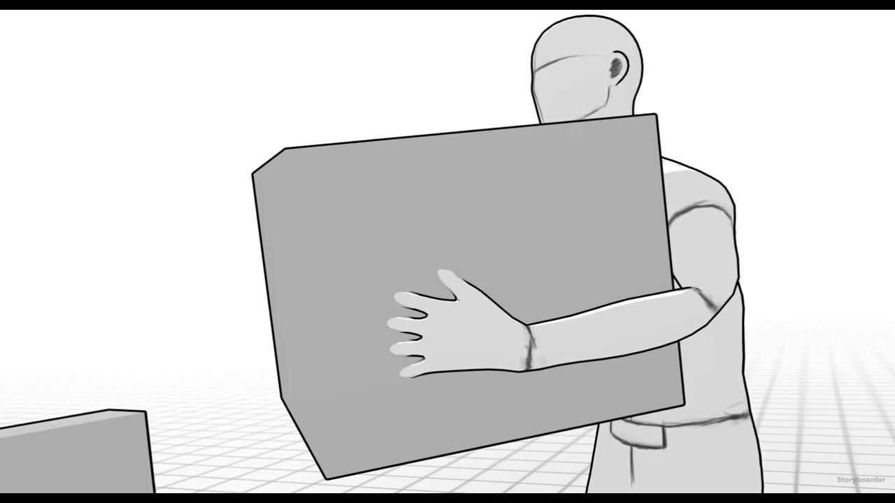 Wonder Unit Storyboarder v1 10 1 : VR Shot Generator (beta) - Boards for