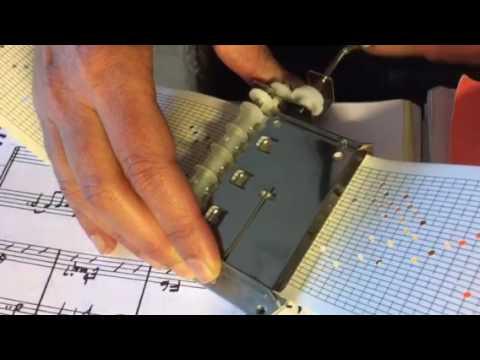 Epilogue La La Land 30 notes Music mechanism