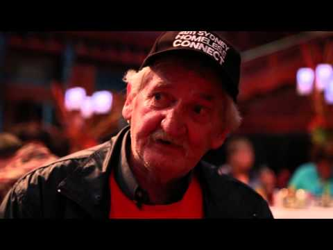 Sydney Homeless Connect, 2014 - Remember One Thing