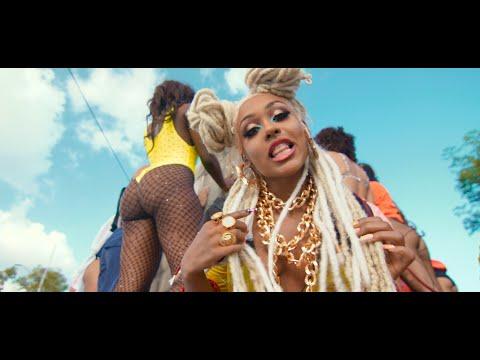 Смотреть клип Nailah Blackman - Boujee