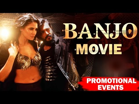 BANJO Full Movie (2016) Promotional Events...