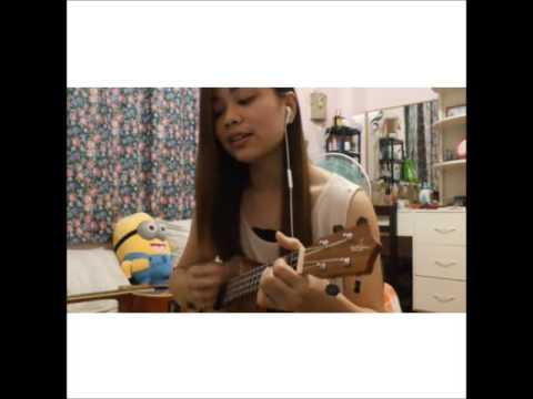 Ukulele ukulele chords flashlight : Flashlight (Jessie J) Ukulele Cover - Ruth Anna [Pitch Perfect 2 ...