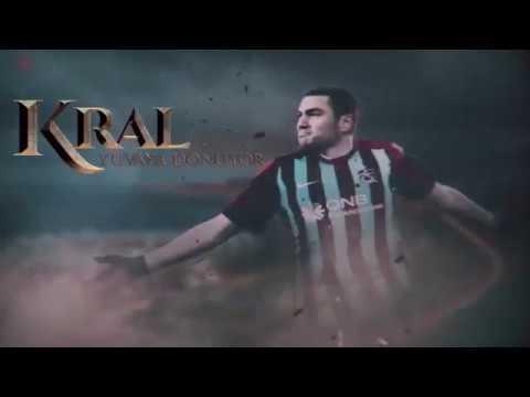 Kral Burak Yılmaz Trabzonspor'a Geri Dönüyor.. BY17