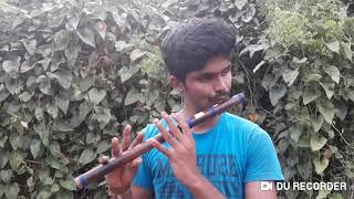 Zee Tamil serial Yaradi Nee Mohini Vennila and mutharasu horror BGM flute cover by KKP Akilan D#m#D