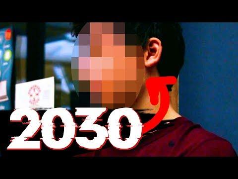 CE VOYAGEUR TEMPOREL vient De 2030 expliquer le FUTUR