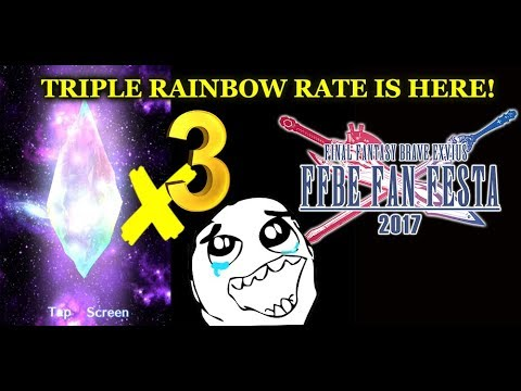 [FFBE] New Black Friday Bundles - News from Fan Festa - TRIPLE RATES ARE HERE!