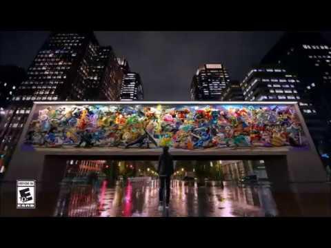 Super Smash Bros. Ultimate Ad X Transformers Armada