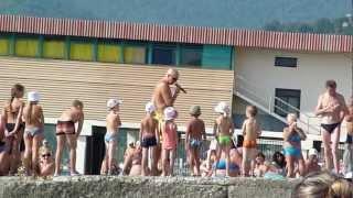 детский конкурс  DJ пляж Барракуда