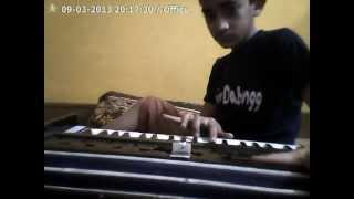 Hoton se chulo tum - Jagjit Singh on harmonium by Shubham