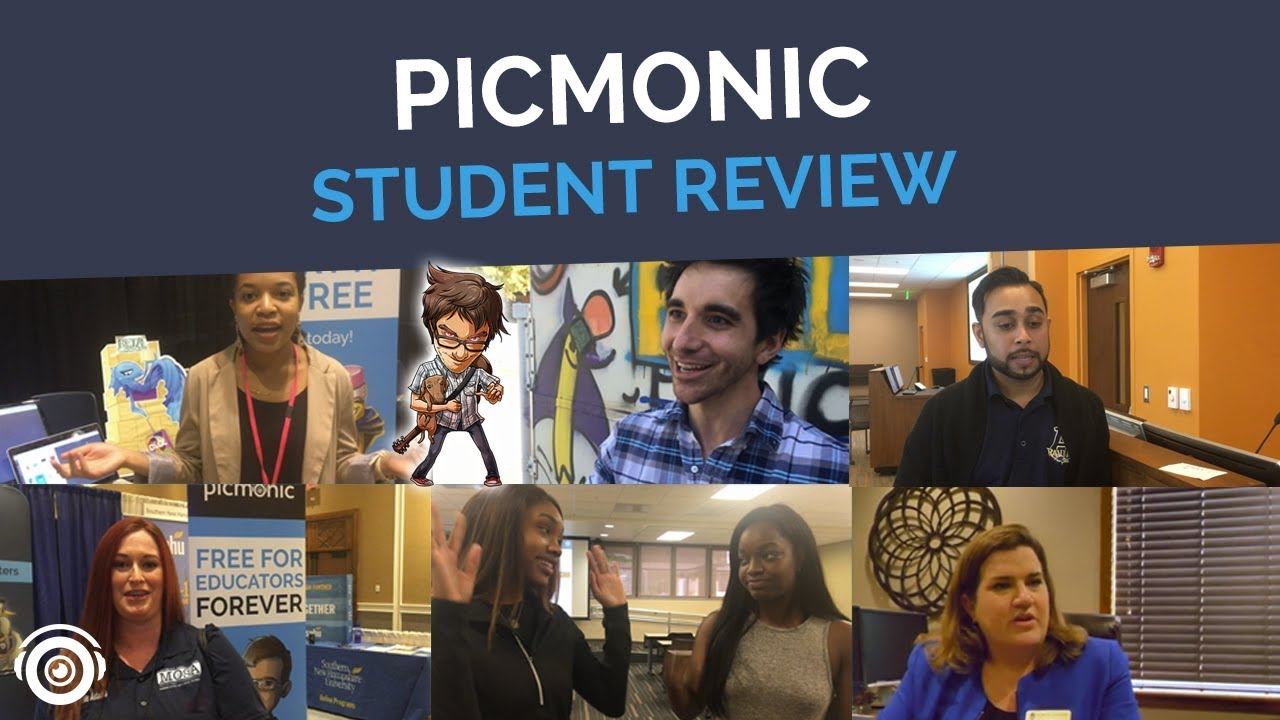 Picmonic Student Review | Studying with Mnemonics