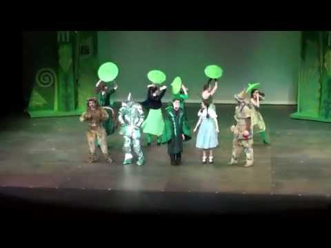 Merry Old Land of Oz - The Wizard of Oz