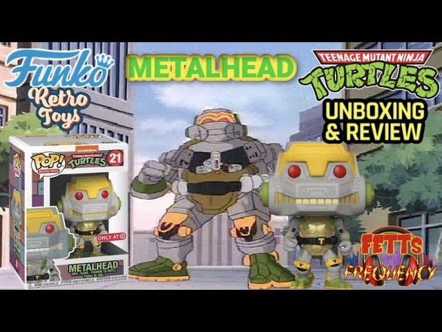 MetalHead Target TMNT Funko Pop *RARE* *SHIPS FAST* *FREE SHIP*
