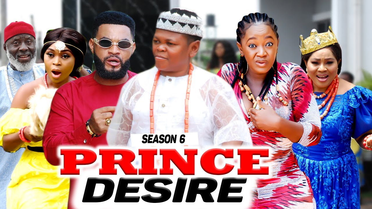 Download PRINCE DESIRE 6 - 2020 LATEST NIGERIAN NOLLYWOOD MOVIES