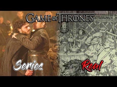 แรงบันดาลใจจากเรื่องจริงสู่ Game of Thrones