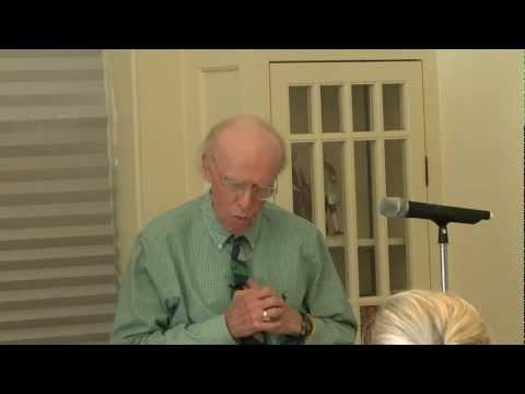 """J. Dennis Huston, """"Approaches to Teaching A Midsummer Night's Dream,"""" (Austin, September 30, 2011)"""