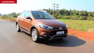 Hyundai i20 Active 600 KM Test Drive Review - Autoportal