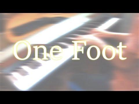 One Foot (Walk the Moon) Piano Cover   Finn M-K