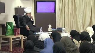 Gulshan-e-Waqf-e Nau Lajna Belgium: 27th November 2011 (Urdu)