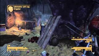 Protonic Inversal Axe Location: Fallout New Vegas Old World Blues (HD 1080p)