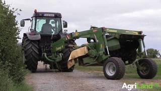 AgriLand: Johnny Connolly from Maynooth explains why his black MX135 is a 'classic'