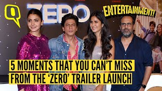 "Watch: SRK On Being A ""Loser"", Salman And 'Zero'"