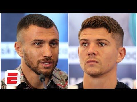 Vasiliy Lomachenko Vs. Luke Campbell Final Press Conference | Top Rank Boxing