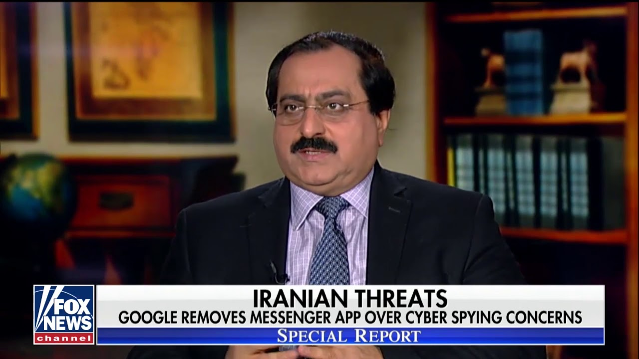 Image result for alireza Jafarzadeh on Fox News