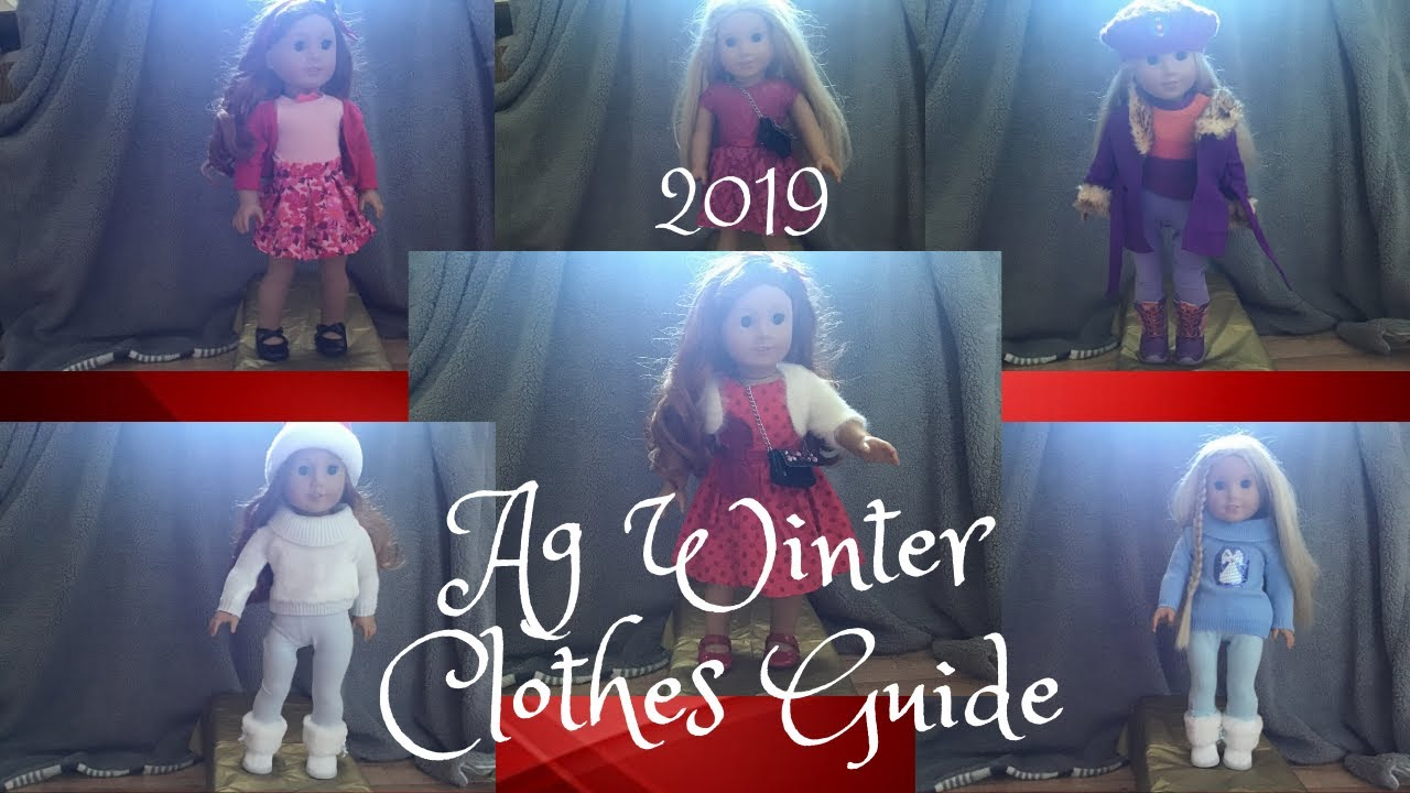 [VIDEO] - Ag Winter Outfit Guide| AGSM 8