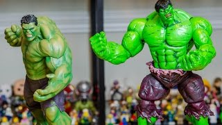Action Figures or Statues? Let's Compare