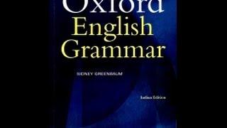 Pdf books english grammar in