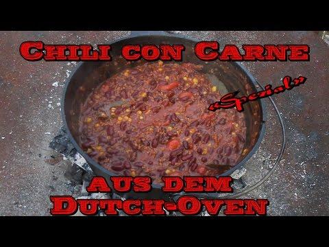 📷 Chili con Carne «Spezial» aus dem Dutch-Oven