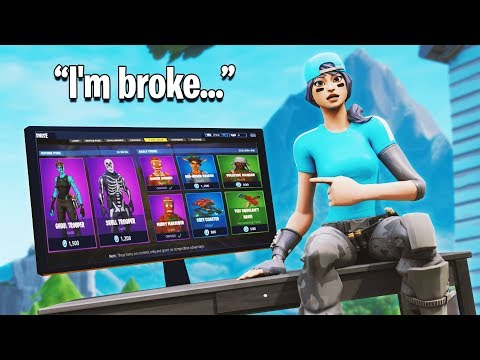 Every Time I Die I BUY Something From The ITEM SHOP