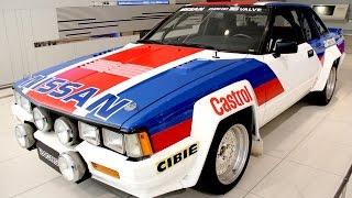 1983 NISSAN 240RS モンテカルロラリー仕様