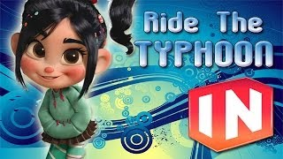 Disney Infinity: Toy Box Share - Ride The Typhoon