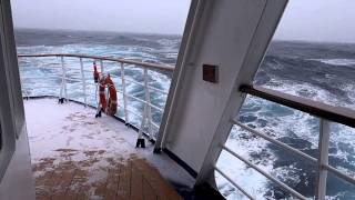 Caught in a Hurricane | Drake Passage | For More Dramatic Footage | Subcribe Now thumbnail