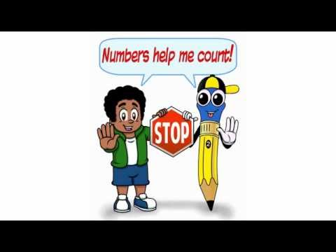 Numbers Help Me Count To 100!  by Mark D. Pencil and Friends